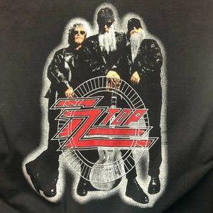 ZZ Top Lynyrd Skynyrd Concert Tour T Shirt
